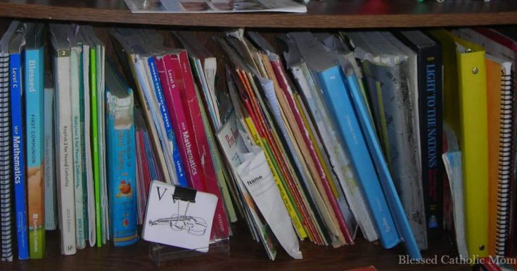 5 Steps to Successfully Organizing Your Homeschool Year