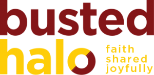 Busted Halo website logo